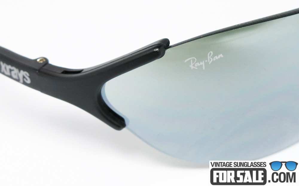 Ray Ban XRAYS X3 W2220 B&L