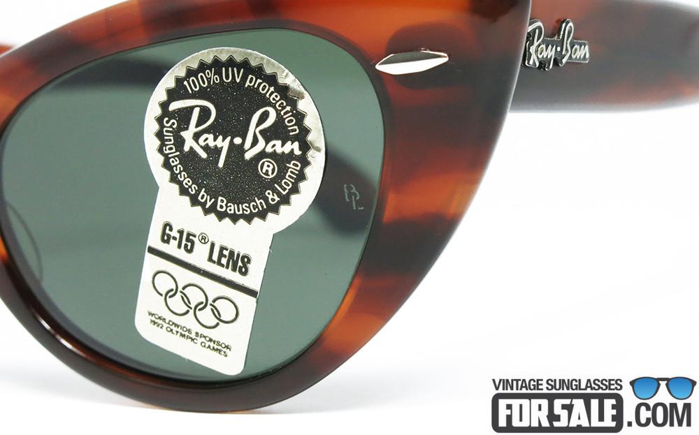 Ray Ban LISBON W0960 Bausch & Lomb
