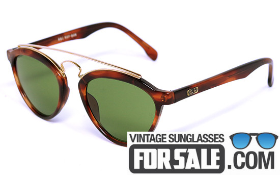 Ray Ban Gatsby Style 8 Bausch Lomb Vintage Sunglasses For Sale