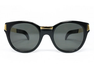 Gianfranco Ferrè GFF 16 404 Glossy Black&Gold front