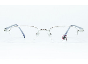 JPG BY GAULTIER 57-0007 Silver&Violet Nylor frame front