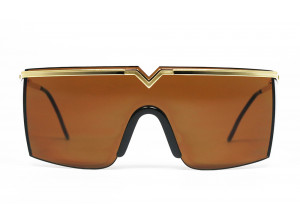 Gianni Versace MOD. S90 COL. 04M Brown front