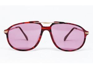 Jaguar 257-513 I16  original vintage sunglasses front
