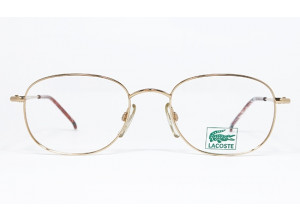 Lacoste CLASSIC 7115 C017 Golden frame front