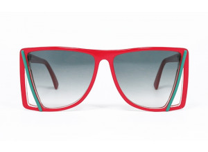 Silhouette M 3058/10 C2844 Red & Green front