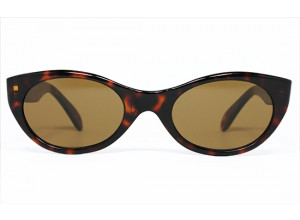Persol RATTI 660 col. 24 original vintage sunglasses front