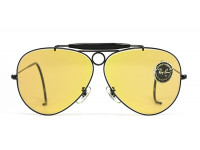 Ray Ban Shooter Ambermatic Black Bausch & Lomb