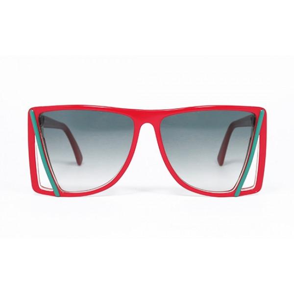 c5fb77bd6 Jean Paul Gaultier 56 1173 Bronze round vintage sunglasses