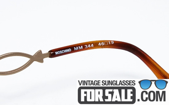 Persol MOSCHINO MM 344 SOLD OUT