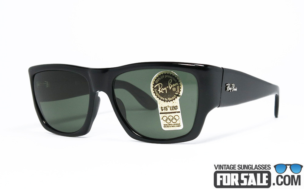 Ray Ban WAYFARER NOMAD Bausch & Lomb front