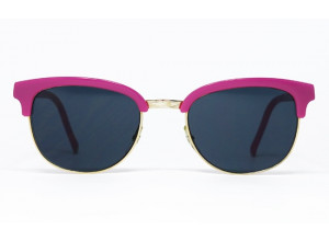 Bollé CLUBMASTER Pink&Gold front