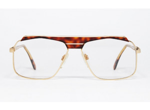 Cazal 730 col. 264 Tortoise&Gold front