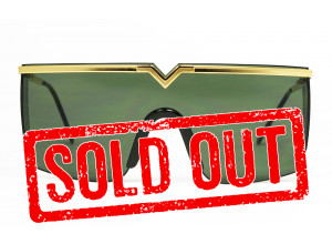 Gianni Versace MOD. S90 COL. 04M Green SOLD OUT