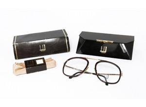 Dunhill 6082 col. 30 Gold & Red Tortoise FULL SET