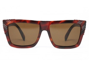Gianni Versace BASIX 812 col. 900 TO original vintage sunglasses front