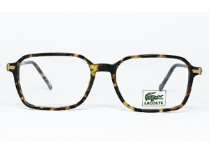 Lacoste 752 col. 6442 CAMO Tortoise frame front