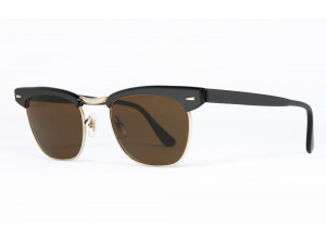 Noblesse CLUBMASTER Gold Plated original vintage sunglasses