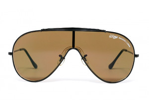Ray Ban WINGS Black B-15 by BAUSCH&LOMB U.S.A. front