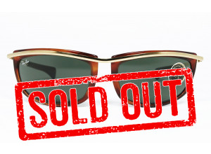 Ray Ban OLYMPIAN I Brown SOLD OUT