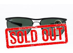 Ray Ban OLYMPIAN II DLX Black SOLD OUT