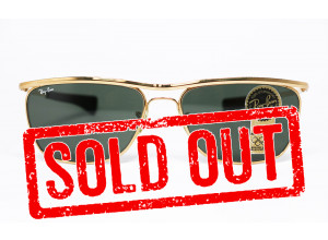 Ray Ban OLYMPIAN II DLX Gold SOLD OUT