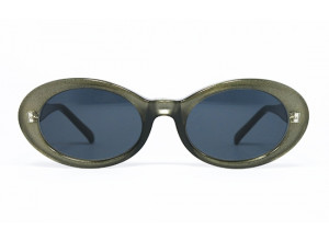 Gianni Versace 451 col. 593 Green/Gold & Black front