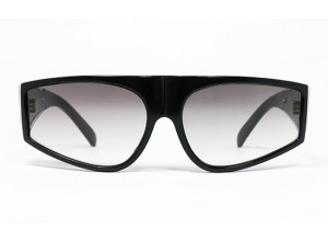Gianni Versace BASIX 819 col. 852 BK Black&Silver front