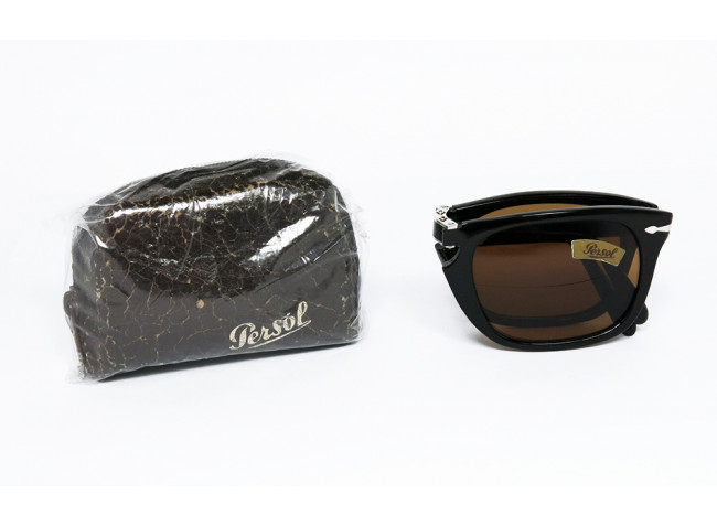 Persol RATTI 804 col. 05 FOLDING First Series with original Persol case