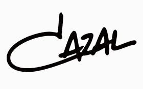 Cazal Logo W. Germany